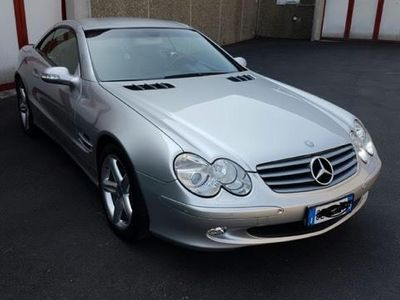 usata Mercedes SL500 2 owners - great conditions
