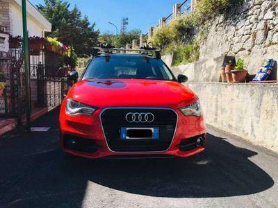 usata Audi A1 SPB 1.6 TDI S tronic S line edition p