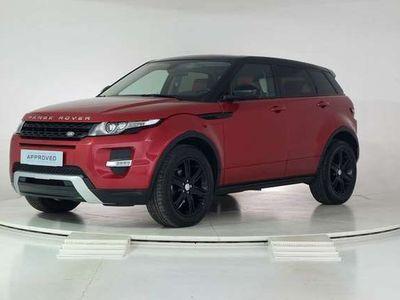 usata Land Rover Range Rover evoque 2.2 SD4 5p. Dynamic Launch Edition