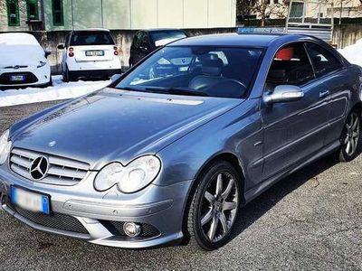 usata Mercedes CLK220 CDI cat Grand Edition