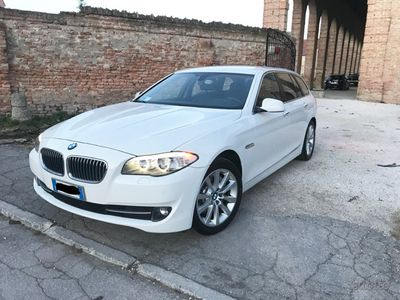 usata BMW 525 biturbo XDrive 2013