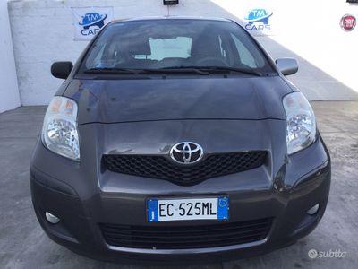 usata Toyota Yaris 3p 1.0 gpl now