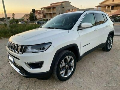 usata Jeep Compass 2.0 Mjt 140CV Limited - 2018