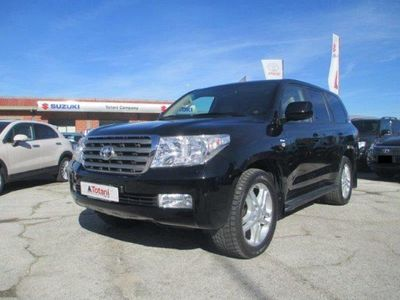 second-hand Toyota Land Cruiser V8 4.5 D4-D 7 posti -997-