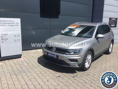 usata VW Tiguan TIGUAN2.0 tdi Style 150cv