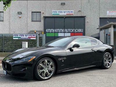 brugt Maserati Granturismo 4.7 V8 S F1 CERCHI DA 20 SOSPENSIONI UFFICIALE!