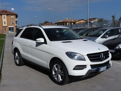 brugt Mercedes 250 - ML -SPORT BLUETEC 4MATIC