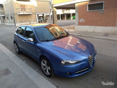 used Alfa Romeo 147 limited edition 120cv diesel
