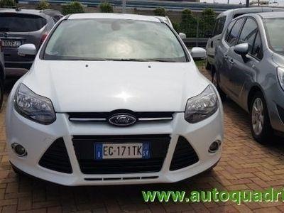 brugt Ford Focus 1.6 EcoBoost 150 CV Start&Stop Titani