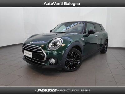 brugt Mini Cooper D Clubman Clubman 2.0 Hype