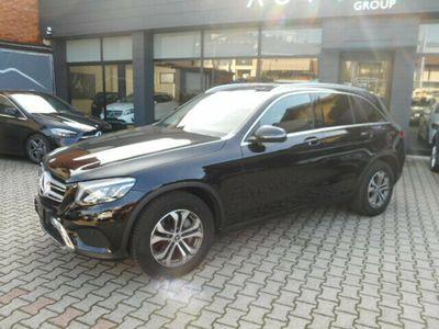 """usata Mercedes GLC220 4MATIC AUTO,FARI FULL LED,NAVI,CERCHI 17"""",AZIENDAL"""