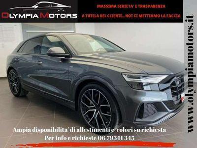 usata Audi Q8 50TDI QUATTRO S LINE VIRTUAL 22' MATRIX KAMERA