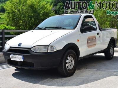 usata Fiat Strada 1.9 diesel Pick-up *AUTOCARRO* rif. 11664615