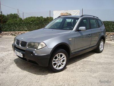 usata BMW X3 2.0d 150cv
