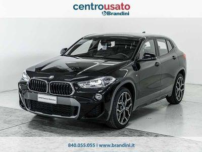 usata BMW X2 sDrive18d