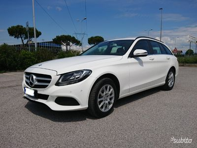 used Mercedes C200 BlueTEC S.W. Automatic Business