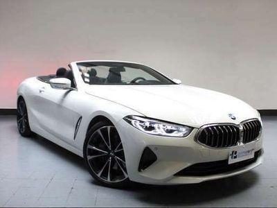 usata BMW 840 Serie 8 i Cabrio SOLO NOLEGGIO MESE €2.600+IVA