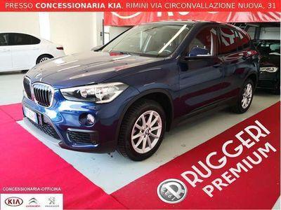 usata BMW X1 xDrive18d 150cv 4x4 Business Navi, Sensori, Assist