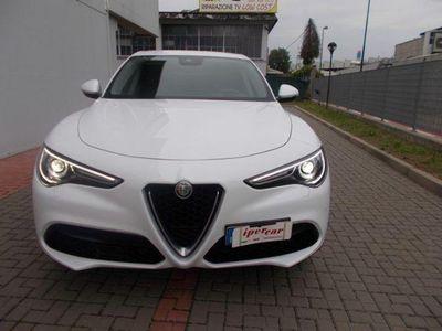 brugt Alfa Romeo Stelvio 2.0 Turbo 280 CV AT8 Q4 First