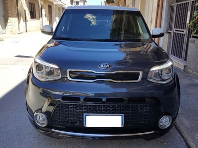 used Kia Soul 2014 pelle automatica navigatore FULL