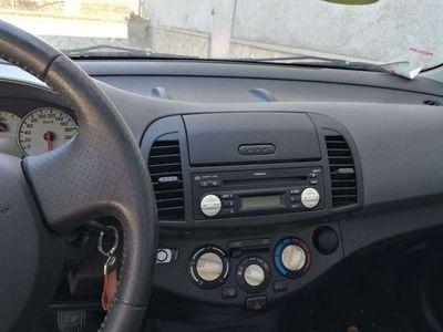 usata Nissan Micra C+C 1.4 16V sport