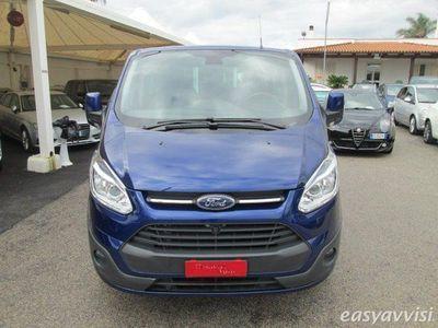 used Ford 300 tourneo custom2.2 tdci 155cv pc titanium diesel