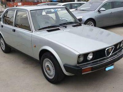 usata Alfa Romeo Alfetta 2.0 QUADRIFOGLIO ORO