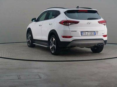 usata Hyundai Tucson 2.0 Crdi 4wd A/t 136cv Xpossible
