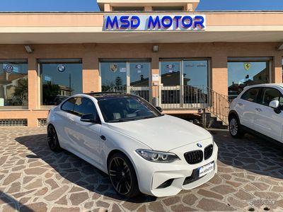 usata BMW M2 370cv TETTO APRIBILE UFF. ITALIA 1 PRO