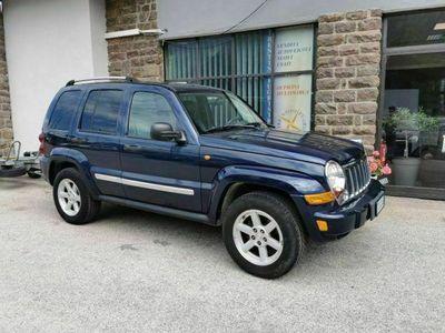 usata Jeep Cherokee 2.8 CRD Limited rif. 15373929