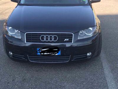 brugt Audi Coupé A3 2.0 16V FSI Attraction