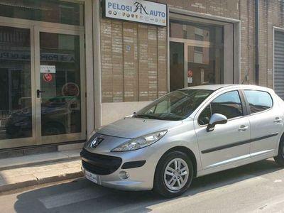 usata Peugeot 207 1.4 75 CV 5p. ECO GPL