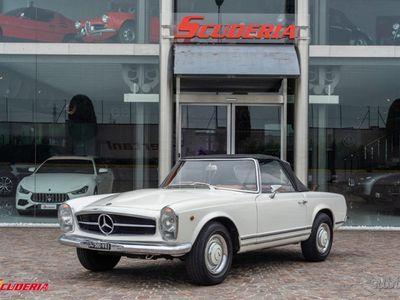 used Mercedes 230 SLPAGODA