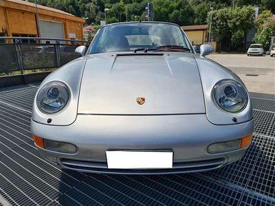 usata Porsche 993 cabriolet