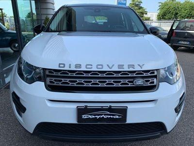 usata Land Rover Discovery Sport 2.0 TD 150 CV Pure