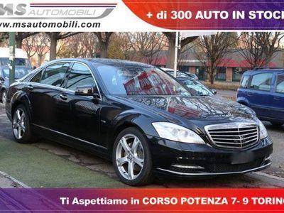 usado Mercedes S350 BlueTEC Elegance Lunga Tetto Pelle Navi Radar Unicoproprietario