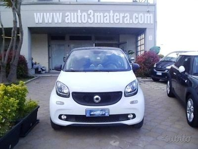 """used Smart ForFour 1.0 Twinamic Passion """"Perfetta"""""""