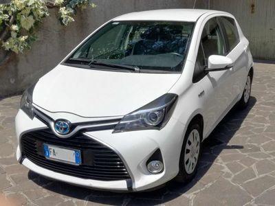 usata Toyota Yaris Hybrid Imm. Luglio 2015