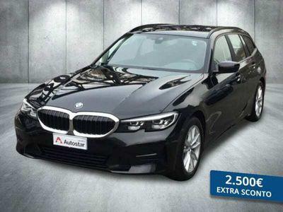 usata BMW 320 SERIE 3 TOURING d Touring Business Advantage auto
