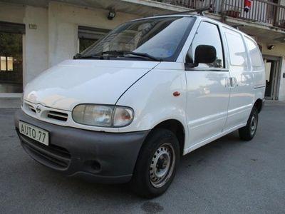 usata Nissan Vanette Practic 2.3 Diesel Pc Furgone Ottimo Usato