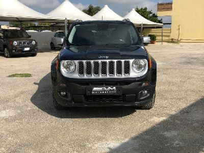 used Jeep Renegade 2.0 mjt limited 4x4 automatica