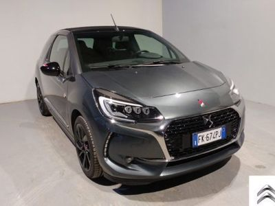 used Citroën DS3 Cabriolet BlueHDi 100 S&S Performance Line