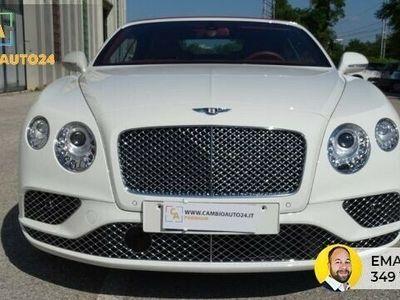 usata Bentley Continental GT V8 Convertible Cabrio