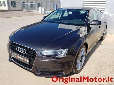 usata Audi A5 SPB 2.0 TDI 177 CV multitronic Advanced