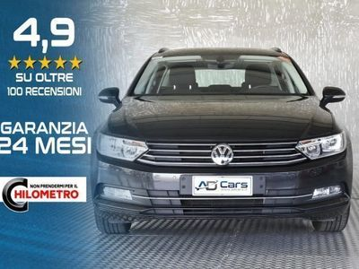 begagnad VW Passat Variant 1.6 TDI Business BlueMotion Technology