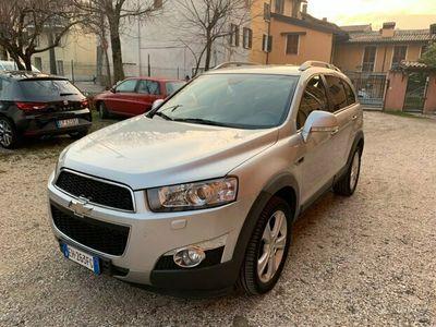 usata Chevrolet Captiva 2.2 TD 4x4 2012 (euro5) 7 posti