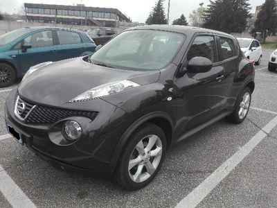 brugt Nissan Juke Automatica - 2012