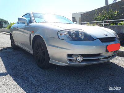 used Hyundai Coupé 1.6 a GPL del 2004
