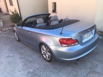 usata BMW 118 Cabriolet d catena frizione - 2011