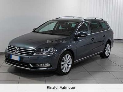 usata VW Passat Variant 2.0 TDI DSG Business BlueMotion Tech